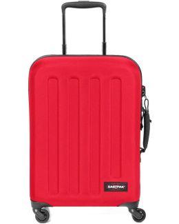 Ek73b53b Trolley 4 Wheels Accessories Rossa Women's Hard Suitcase In Red