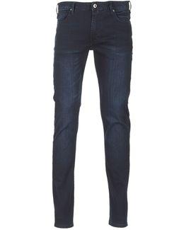 Lolo Men's Skinny Jeans In Blue