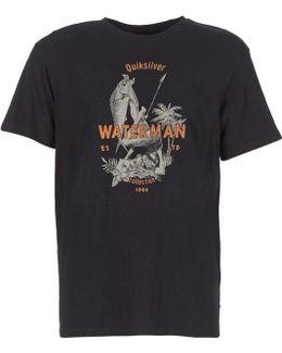 Wifegoals Men's T Shirt In Black