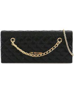 Jc4106pp13 Bag Small Accessories Black Women's Clutch Bag In Black