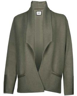 Coat Monalisa Women's Cardigans In Green