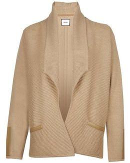 Coat Monalisa Women's Cardigans In Beige