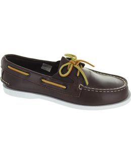 A/o Slip On Boys's Children's Shoes (pumps / Plimsolls) In Brown