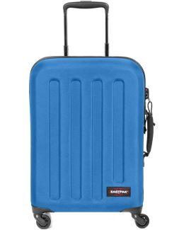 Ek73b24m Trolley 4 Wheels Accessories Nd Men's Hard Suitcase In Brown