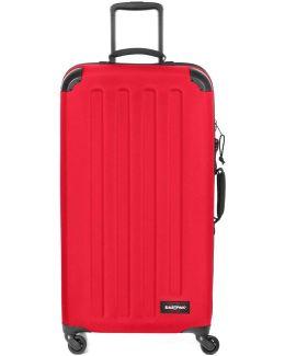 Ek75b53b Trolley Big Accessories Red Men's Hard Suitcase In Red
