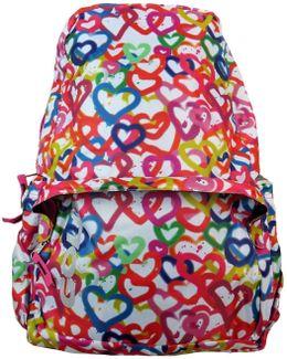 Walton Girls's Children's Backpack In Multicolour