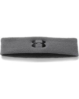 Performance Headband - Graphite Men's Sports Equipment In Grey