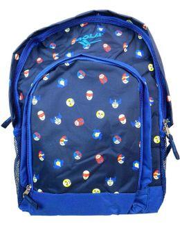 Superhero Boys's Children's Backpack In Blue