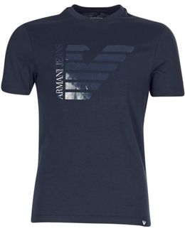 Leroy Men's T Shirt In Blue