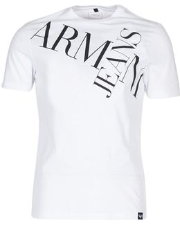 Nora Men's T Shirt In White