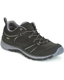Terradora Leather Wp Women's Walking Boots In Grey