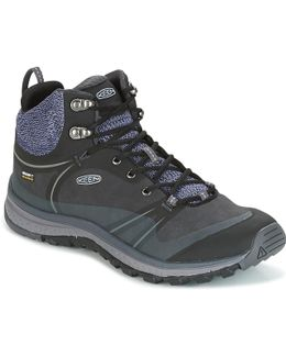 Terraodora Pulse Mid Wp Women's Walking Boots In Black