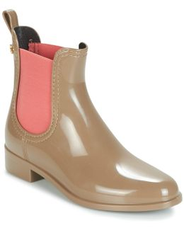 Pisa Women's Mid Boots In Beige