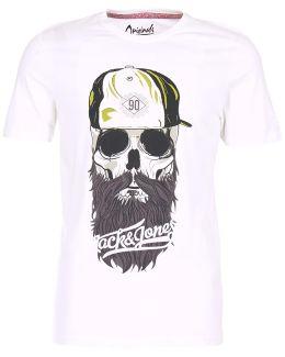 Criptic Originals Men's T Shirt In White