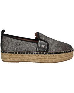 Flrel2 Fam14 Slip-on Women Black Women's Slip-ons (shoes) In Black
