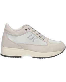 Sw01305 005 N77 Shoes With Laces Women Grey Women's Shoes (trainers) In Grey