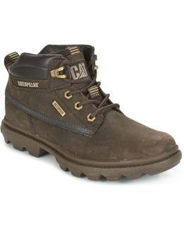 Grady Wp Men's Mid Boots In Brown
