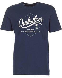 Clateseatales Men's T Shirt In Blue