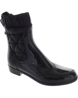 Adele 01 Women's Low Ankle Boots In Black