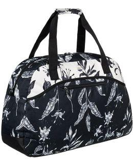 Mochila Erjbl03101 Women's Travel Bag In Black