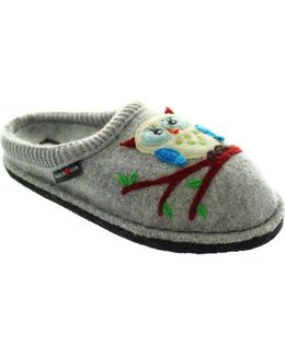 Flair Olivia Women's Slippers In Grey