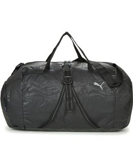 Fit At Sports Duffle Women's Sports Bag In Black