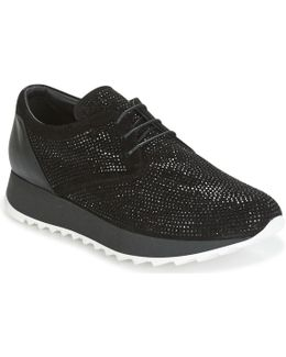 Chamonix Strass Women's Shoes (trainers) In Black
