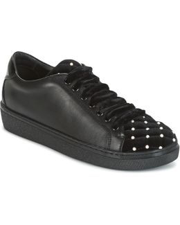 Cervinia Perle Women's Shoes (trainers) In Black