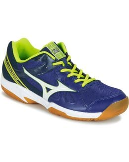 Cyclone Speed Men's Indoor Sports Trainers (shoes) In Blue