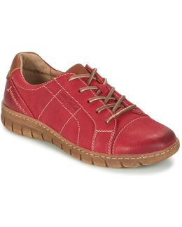 Steffi 41 Women's Casual Shoes In Red