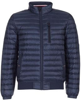 Clyde Down Bomber Men's Jacket In Blue
