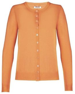 Cardigan Malaisie Women's Cardigans In Orange
