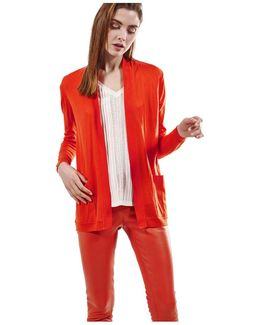 Cardigan Massena Women's Cardigans In Orange
