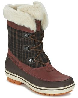 Georgia Women's Snow Boots In Brown