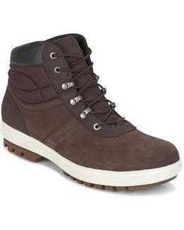 Montreal Men's Mid Boots In Brown