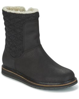 Seraphina Women's Snow Boots In Black