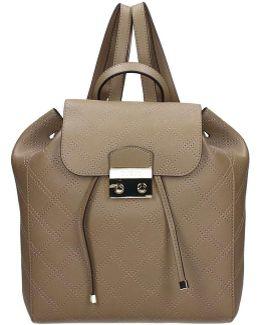 Hwaria P7335 Backpack Women's Backpack In Beige