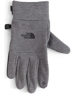 Etip Glove Grey Men's Gloves In Grey