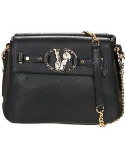 Edilune Women's Shoulder Bag In Black