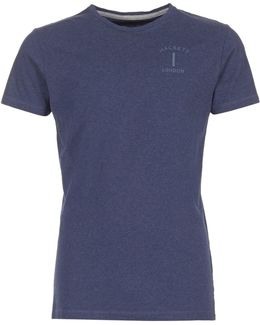 Joda Men's T Shirt In Blue