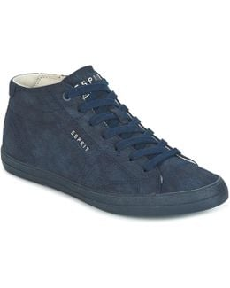 Miana Bootie Women's Shoes (high-top Trainers) In Blue