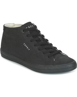 Miana Bootie Women's Shoes (high-top Trainers) In Black