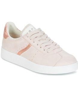 Gweneth Lu Women's Shoes (trainers) In Beige