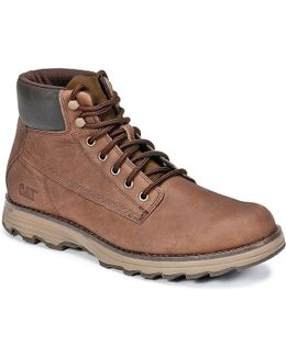 Intake Men's Mid Boots In Brown