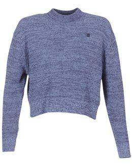 Fogela Knit Women's Sweater In Blue