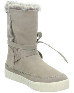 Snow Women's Snow Boots In Grey