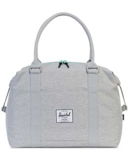 Strand Duffle Light Grey Crosshatchlucite Gree Men's In Multicolour