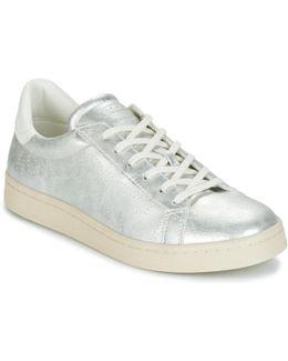 Guanda Lu Women's Shoes (trainers) In Silver