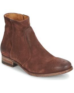 New Heritage High Women's Mid Boots In Brown