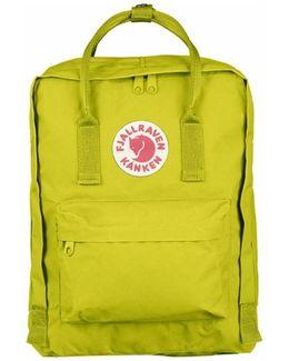Kanken Birch Green Men's Backpack In Green